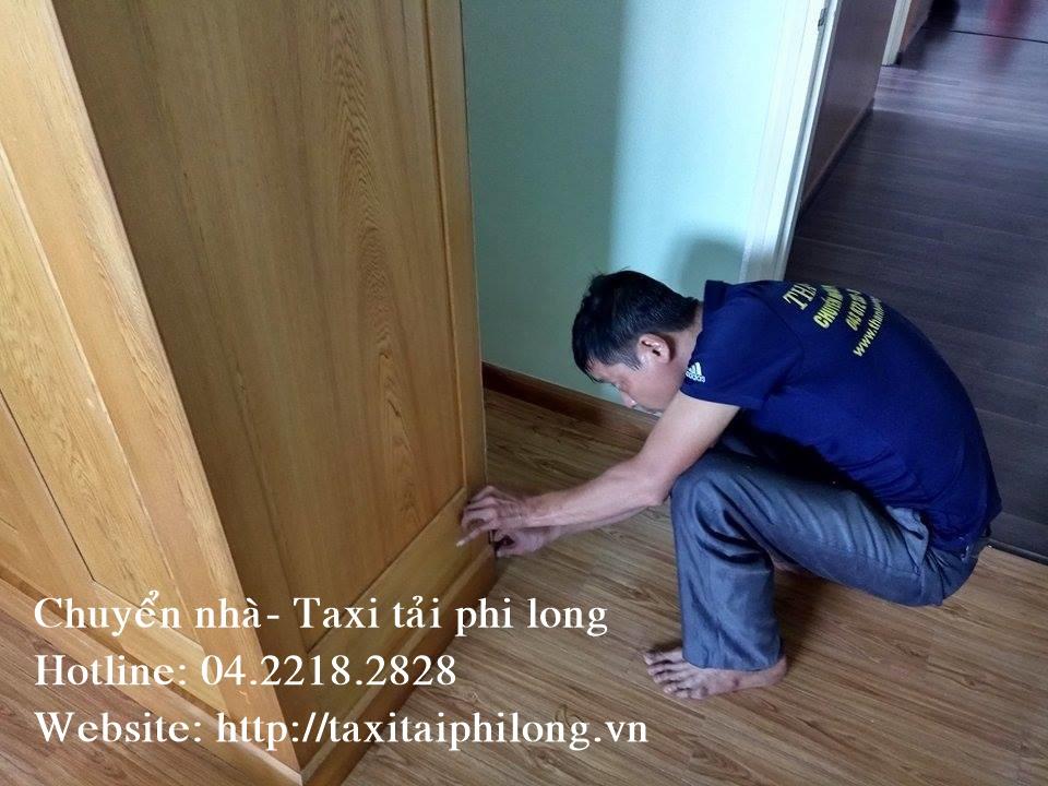 Những lợi ích khi thuê taxi tải chuyển nhà Phi Long
