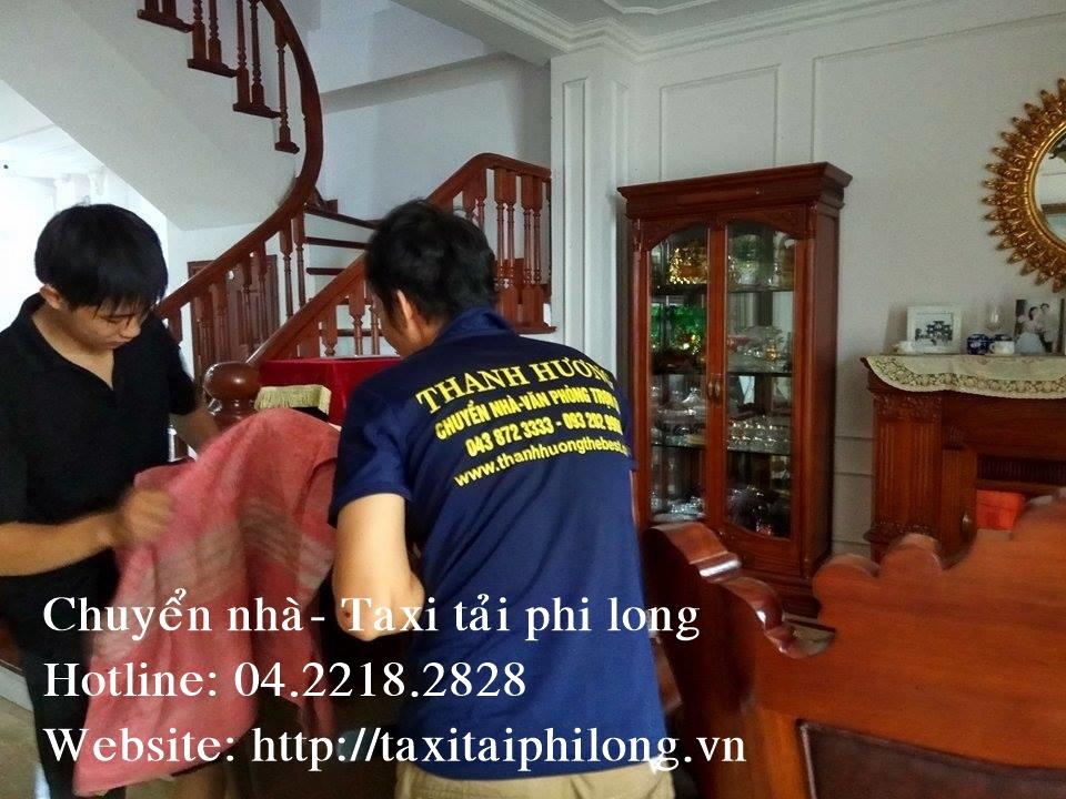 Cho thuê xe tải chuyên nghiệp tại Phố Trần Cung