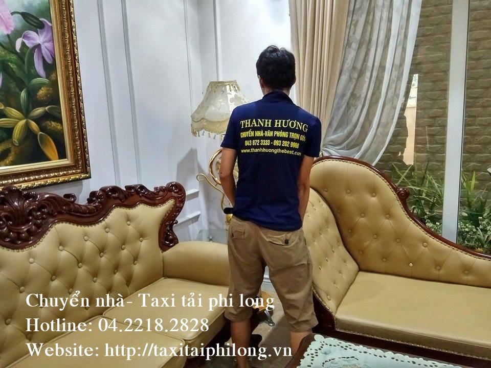 Dịch vụ taxi tải uy tín tại Phố Trần Cung