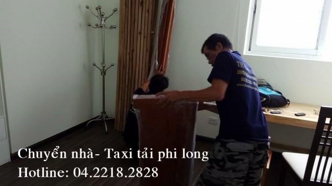 Dịch vụ taxi tải uy tín tại phố Hoàng Quốc Việt