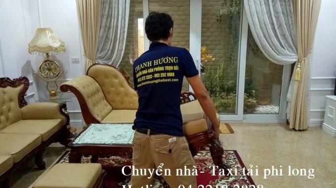 Thanh Hương đơn vị vận tải uy tín giá rẻ tại Hà Nội