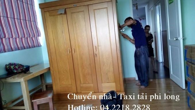 Dịch vụ taxi tải uy tín tại phố Tô Hiệu