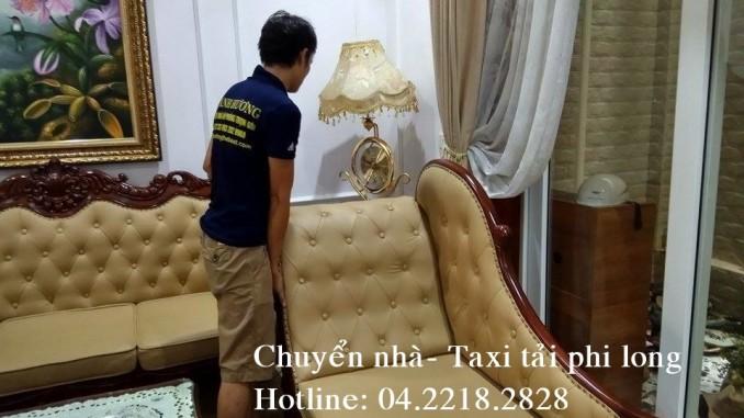 Cho thuê xe tải giá rẻ tại phố Đặng Thùy Trâm