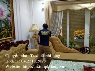 Cho thuê xe tải uy tín tại phố Phan Văn Trường