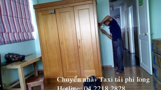 Dịch vụ taxi tải giá rẻ tại phố Phan Văn Trường