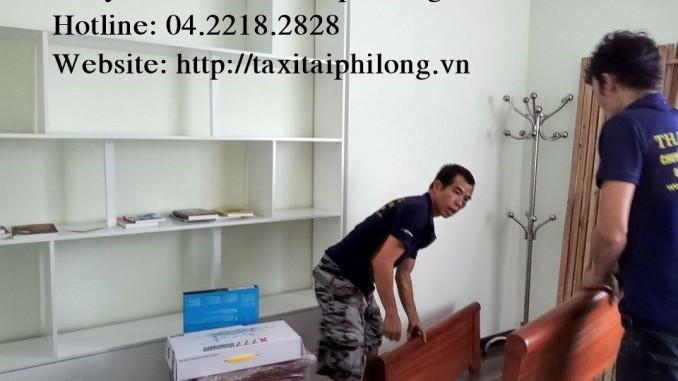 Cho thuê xe tải uy tín tại phố Nguyễn Phong Sắc
