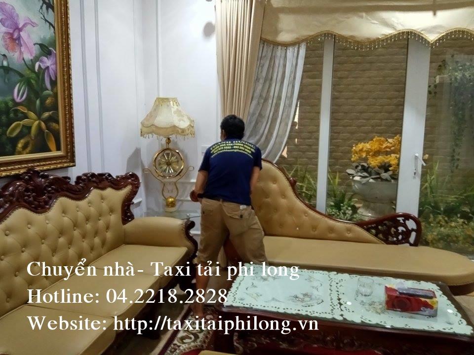 Dịch vụ vận tải Phi Long giá rẻ uy tín tại Hà Nội