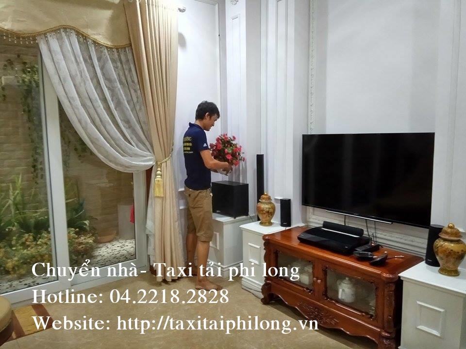 Dịch vụ taxi tải giá rẻ tại phố Nguyễn Phong Sắc