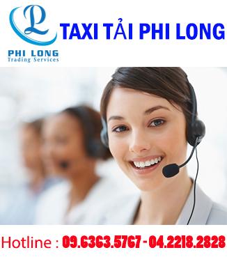 Dịch vụ taxi tải giá rẻ tại phố Võ Chí Công