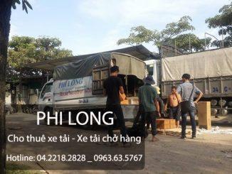 Dịch vụ cho thuê xe tải Phi Long tại phố Nguyễn Lương BằngDịch vụ cho thuê xe tải Phi Long tại phố Nguyễn Lương Bằng