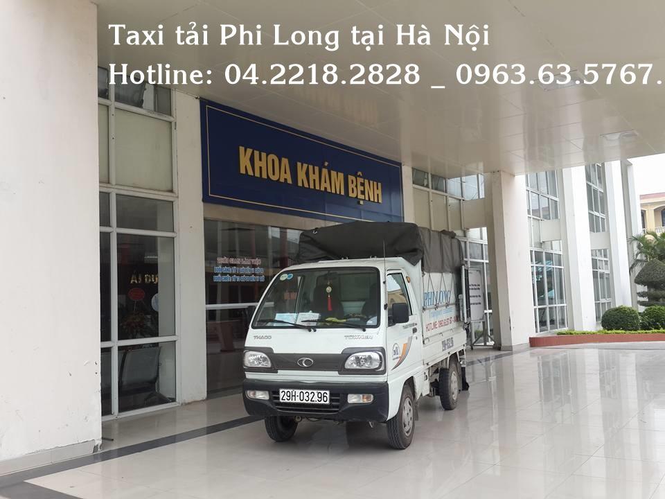 Cho thuê xe tải chuyên nghiệp tại phố Hàn Thuyên