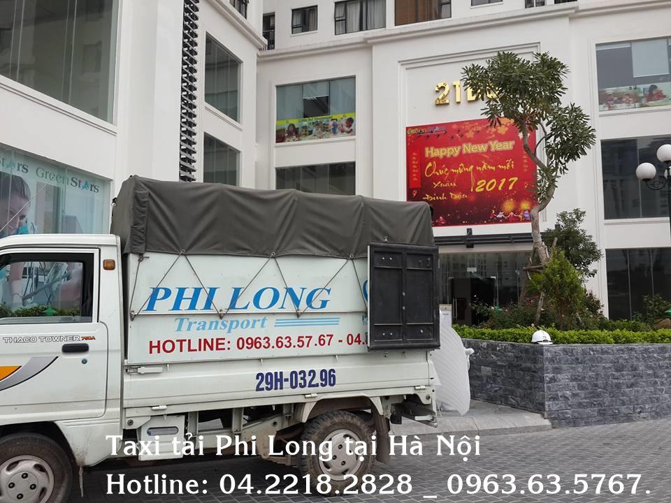 Phi Long dịch vụ cho thuê xe tải giá rẻ tại phố Hoàng Cầu