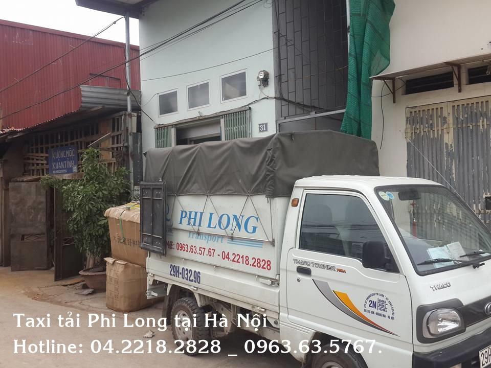 Cho thuê xe tải tại phố Tôn Đức Thắng