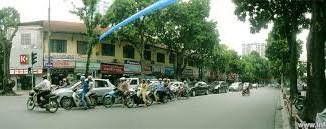 Cho thuê xe tải uy tín tại phố Trung Kính