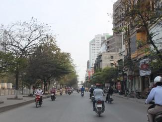 Cho thuê xe tải chuyên nghiệp tại phố Trung Hòa