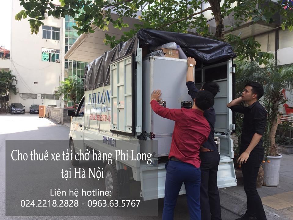Dịch vụ cho thuê xe tải 5 tạ tại phố Trần Kim Chung