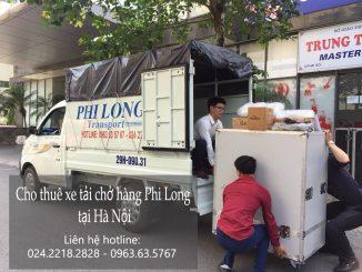 Cho thuê xe tải tại phố Việt Hưng