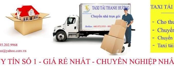 Dịch vụ taxi tải giá rẻ tại phố Chính Kinh