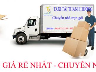 Cho thuê xe tải giá rẻ phố Bùi Xương Trạch