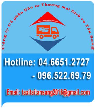 Dịch vụ taxi tải giá rẻ tại phố Cù Chính Lan