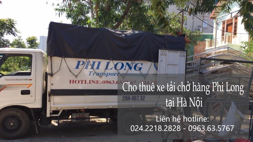 Taxi tải Hà Nội tại phố Nguyễn Công Trứ