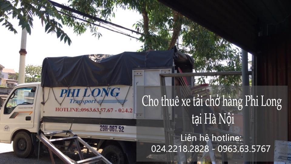 Dịch vụ chở hàng thuê tại phố Đại La