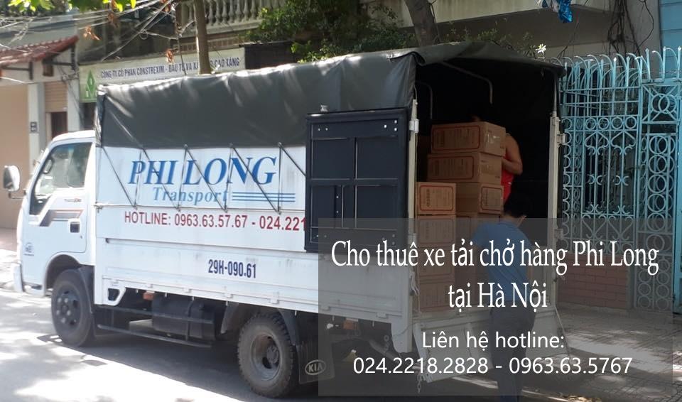 Dịch vụ thuê xe tải tại phố Hàng Chiếu