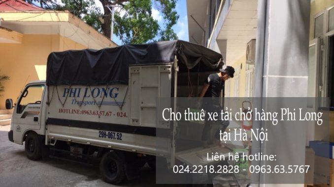 Taxi tải chuyển nhà tại phố Phan Huy Ích