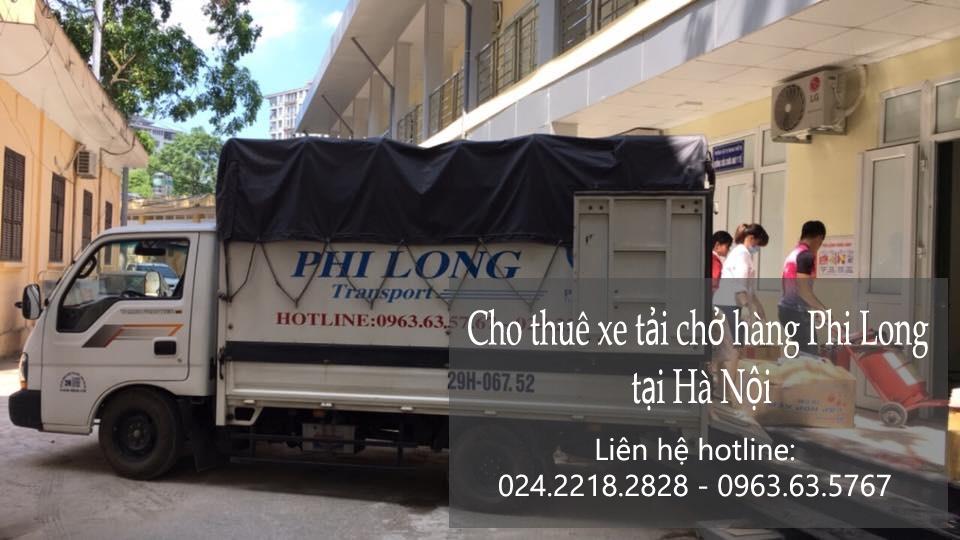 Thuê xe vận chuyển tại phố Nguyễn Khắc Nhu