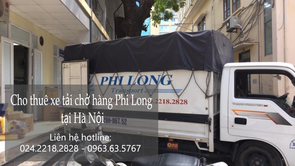 Dịch vụ thuê xe tải chở hàng tại phố Phạm Hồng Thái