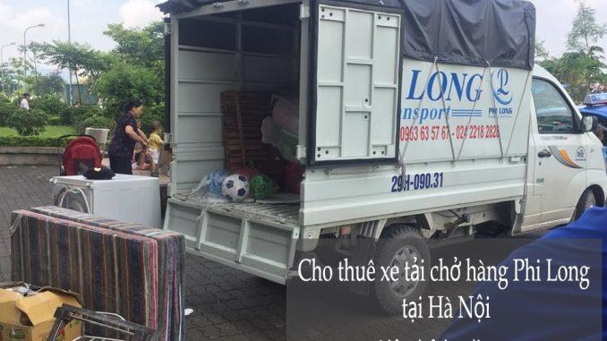 Dịch vụ thuê xe tải vận chuyển tại phố Lý Thái Tổ