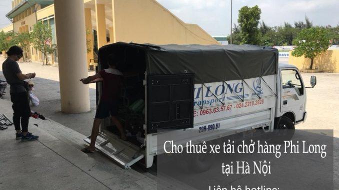 Dịch vụ thuê xe tải tại phố Lý Thường Kiệt
