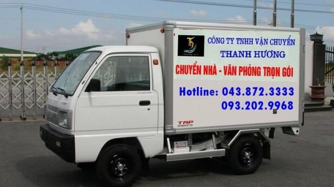 Cho thuê xe tải uy tín tại phố Lương Thế Vinh