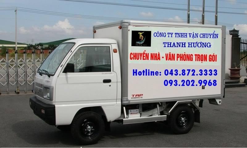 Xe taxi tải 5 tạ Thanh Hương