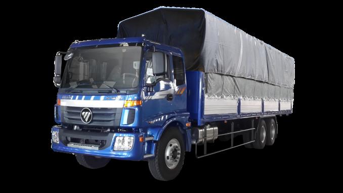 Cho thuê xe tải giá rẻ tại phố Phạm Văn Bạch