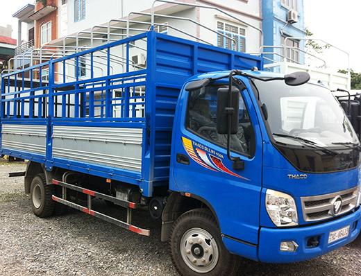 Dịch vụ taxi tải uy tín tại phố Quan Hoa