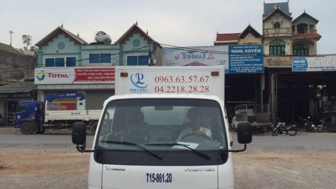 Cho thuê xe tải uy tín tại phố Mạc Thái Tổ