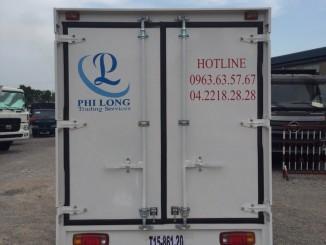 Cho thuê xe tải uy tín tại phố Mạc Thái Tông