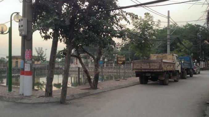 Cho thuê xe tải giá rẻ tại phố Nguyễn Chánh