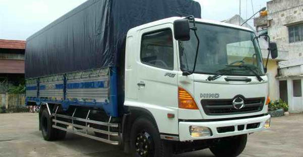 Cho thuê xe tải giá rẻ tại phố Nguyễn Ngọc Vũ