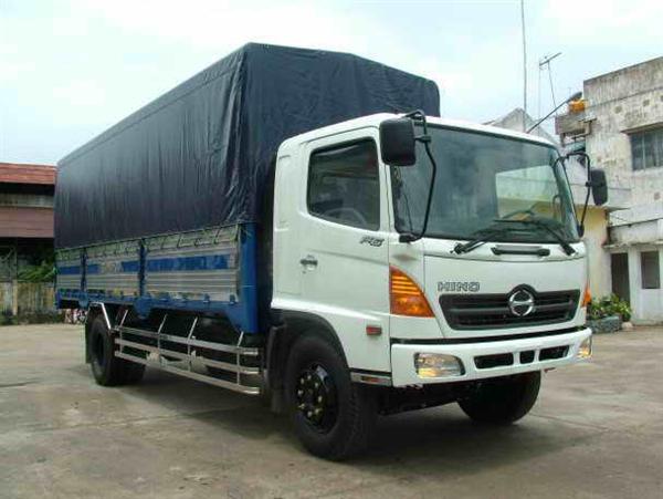 Dịch vụ cho thuê xe tải 5 tạ Phi Long