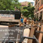 Dịch vụ cho thuê xe tải tại phố Hoàng Mai
