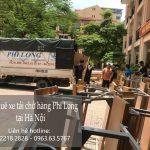 Cho thuê xe tải tại phố Bưởi