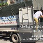 Dịch vụ cho thuê xe tải tại phố An Dương Vương