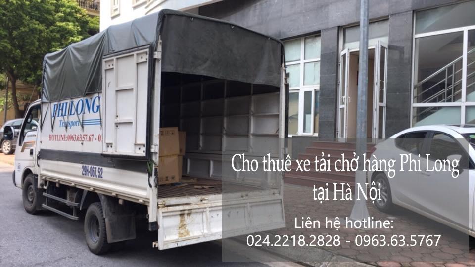 Dịch vụ cho thuê xe tải nhỏ tại phố Lê Đại Hành