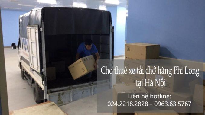 Cho thuê xe tải chở hàng bắc nam tại phố Thành Thái