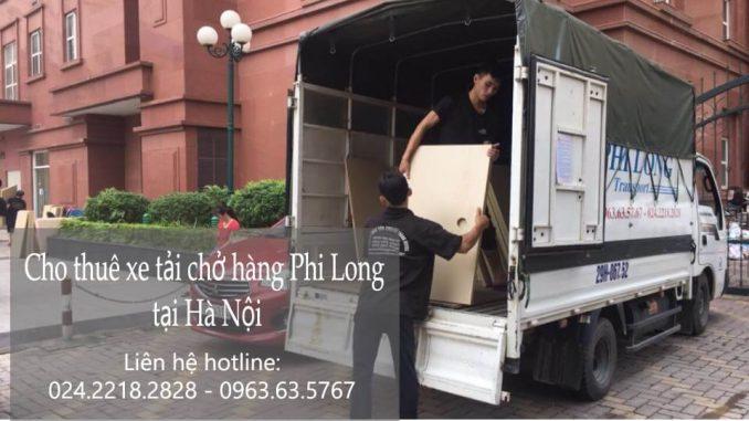 Dịch vụ cho thuê xe tải tại phố Bạch Đằng
