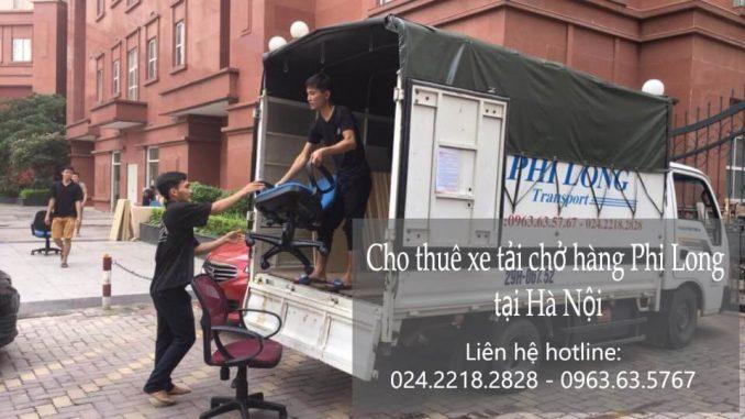 Dịch vụ cho thuê xe tải giá rẻ tại phố Kim Ngưu