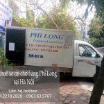 Dịch cho thuê xe tải tại phố Hàng Bún