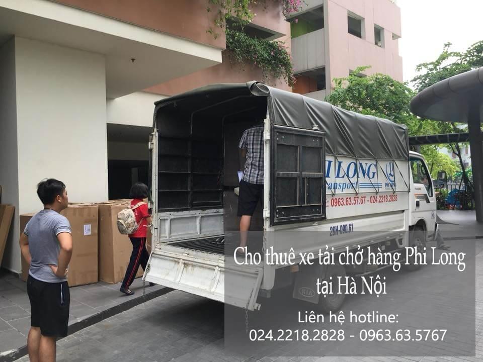 Dịch vụ thuê xe tải uy tín tại phố Hàng Thùng